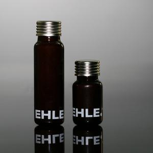 storage jar for oil, brown, 10 ml