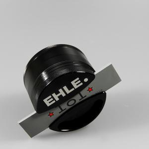 EHLE.- grinder L, fourpart, black