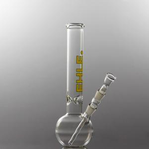 speric ice bong, straight 14,5 yellow