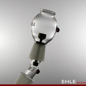 spheric oil dome set, joint 18,8